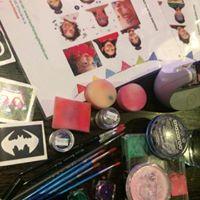 face paint service