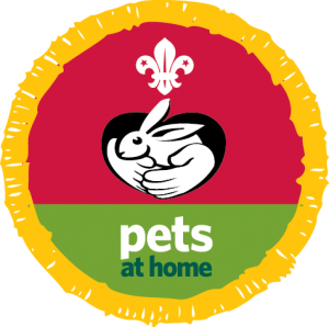 Animals for scouting groups cub animal badge